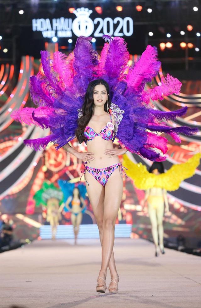 5 cô gái mặc bikini đẹp nhất HHVN 2020 chia sẻ bí quyết giữ dáng và hậu trường catwalk - Ảnh 5.