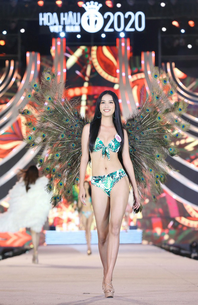 5 cô gái mặc bikini đẹp nhất HHVN 2020 chia sẻ bí quyết giữ dáng và hậu trường catwalk - Ảnh 6.