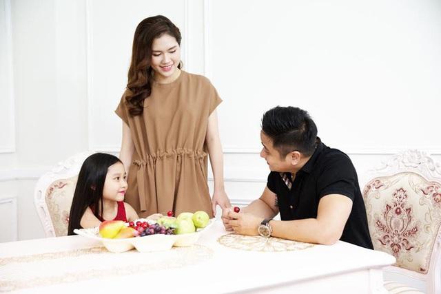 Minh Tiệp: Vợ chồng tôi không nặng nề việc có con trai hay con gái - Ảnh 6.