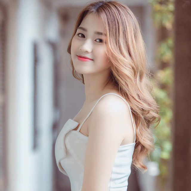 Cô gái có đôi chân dài 1,11 m ở Hoa hậu Việt Nam 2020 - Ảnh 12.