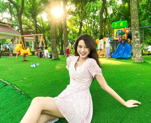 Cô gái có đôi chân dài 1,11 m ở Hoa hậu Việt Nam 2020 - Ảnh 6.