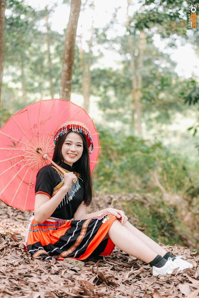 Cô gái có đôi chân dài 1,11 m ở Hoa hậu Việt Nam 2020 - Ảnh 7.