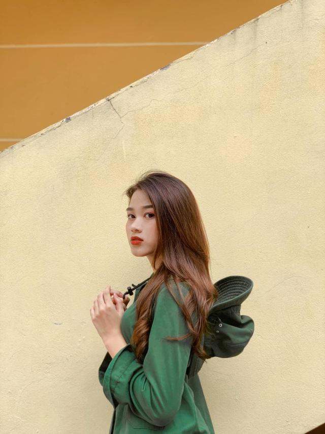 Cô gái có đôi chân dài 1,11 m ở Hoa hậu Việt Nam 2020 - Ảnh 8.