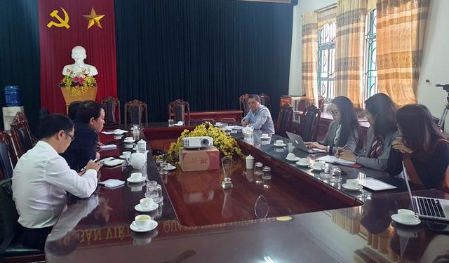 Bệnh nhân ở Thái Nguyên sẽ được khám chữa bệnh từ xa ngay tại Trạm y tế xã - Ảnh 3.