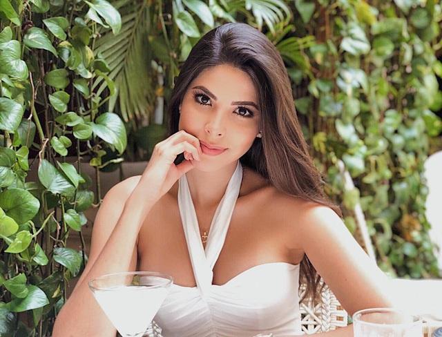 Cô gái cao 1,8 m đăng quang Hoa hậu Hoàn vũ Colombia 2020 - Ảnh 2.