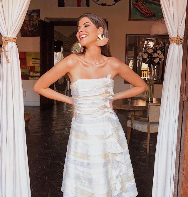 Cô gái cao 1,8 m đăng quang Hoa hậu Hoàn vũ Colombia 2020 - Ảnh 8.
