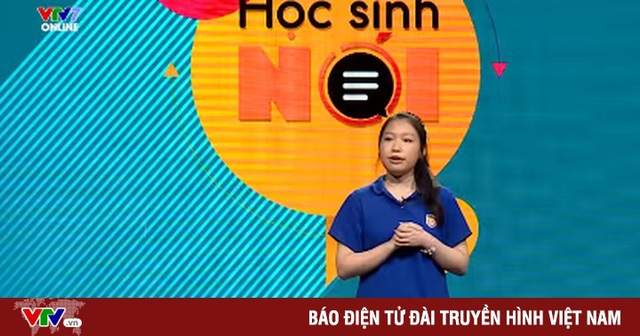 Học sinh nói lên sóng VTV7 từ 16/11 - Ảnh 1.