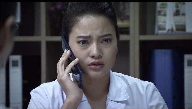 Lửa ấm tập 35: Thủy sốc nặng khi em gái chồng thông báo Minh có con gái với tiểu tam - Ảnh 3.