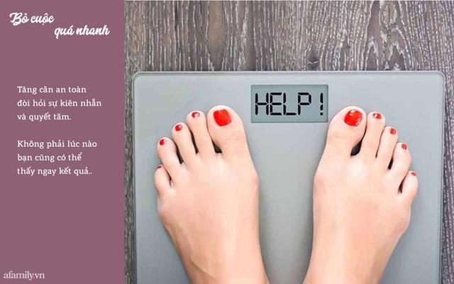 Tìm mọi cách tăng cân nhưng vẫn gầy? Rất có thể bạn cần đọc bài viết này để khắc phục sai lầm đang có - Ảnh 7.
