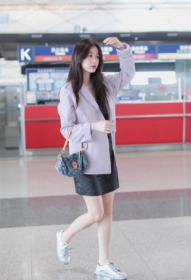 3 kiểu blazer được sao châu Á cưng nhất vì mặc thế nào cũng đẹp và sang - Ảnh 9.