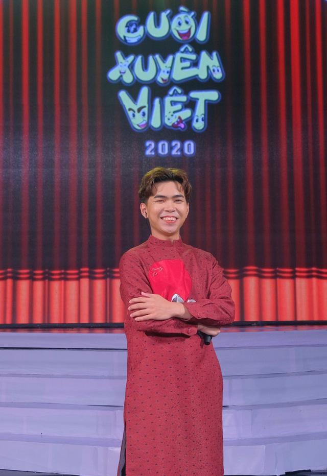 Hết làm trợ giảng ở trường Đại học, Minh Dự lại lấn sân MC trong Cười xuyên Việt - Ảnh 5.