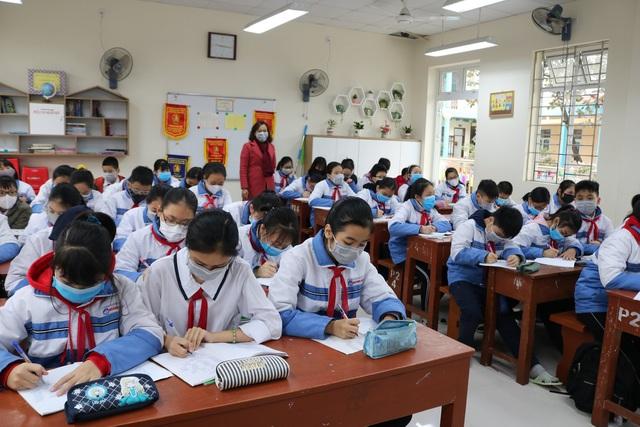 Nhiều trường ở Hải Phòng chủ động phòng chống dịch virus corona  - Ảnh 7.