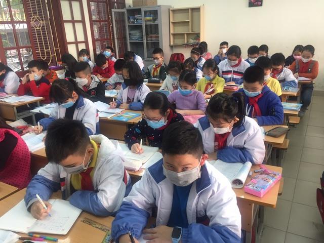 Nhiều trường ở Hải Phòng chủ động phòng chống dịch virus corona  - Ảnh 3.