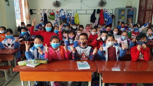 Nhiều trường ở Hải Phòng chủ động phòng chống dịch virus corona  - Ảnh 2.
