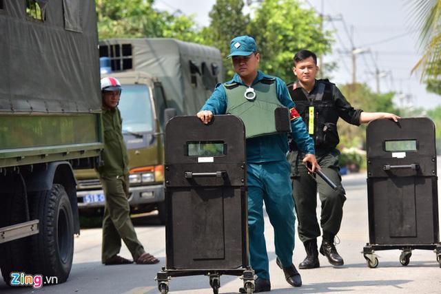 Phối hợp với Campuchia truy bắt nghi can bắn chết 5 người ở Củ Chi - Ảnh 1.