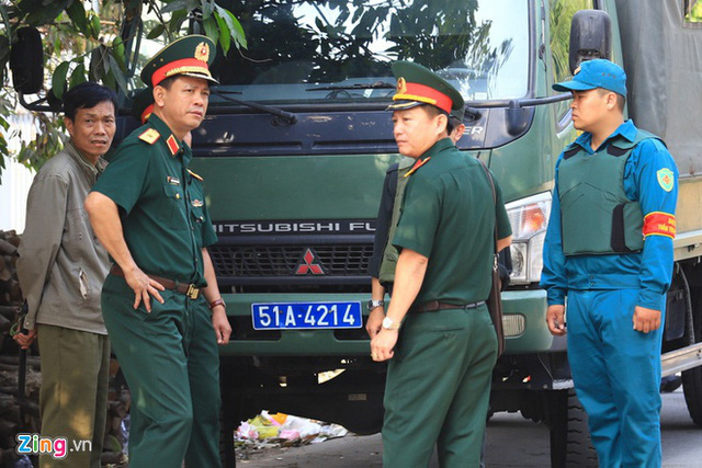 Phối hợp với Campuchia truy bắt nghi can bắn chết 5 người ở Củ Chi - Ảnh 2.