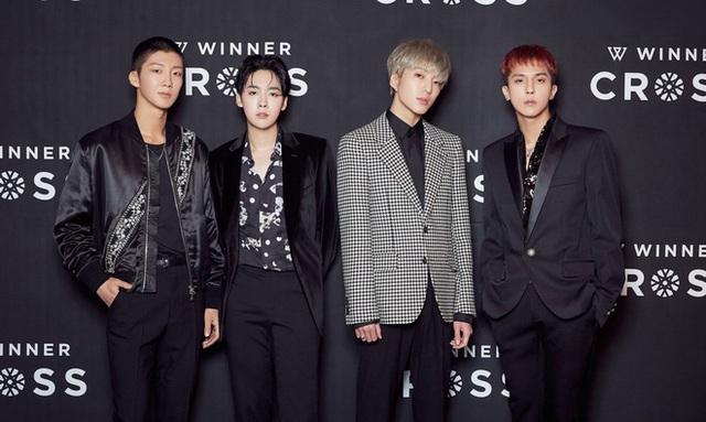 NSND Hồng Vân, Bích Phương dừng show, nhóm nhạc Hàn WINNER vẫn diễn bất chấp virus corona - Ảnh 7.
