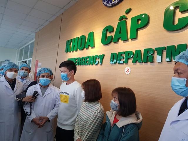 Việt Nam chữa khỏi thêm 3 ca mắc nCoV, xuất viện chiều nay - Ảnh 2.