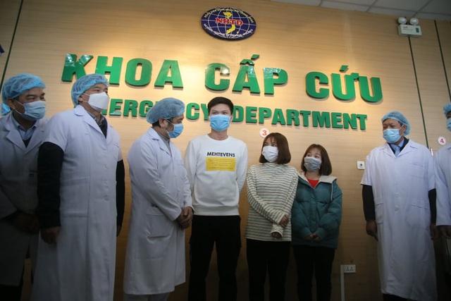 Việt Nam chữa khỏi thêm 3 ca mắc nCoV, xuất viện chiều nay - Ảnh 10.