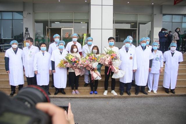 Việt Nam chữa khỏi thêm 3 ca mắc nCoV, xuất viện chiều nay - Ảnh 13.