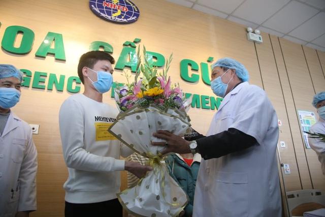 Việt Nam chữa khỏi thêm 3 ca mắc nCoV, xuất viện chiều nay - Ảnh 14.