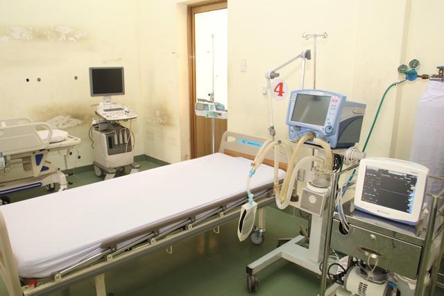 Bệnh viện dã chiến tại TP.HCM chính thức hoạt động từ hôm nay - Ảnh 4.