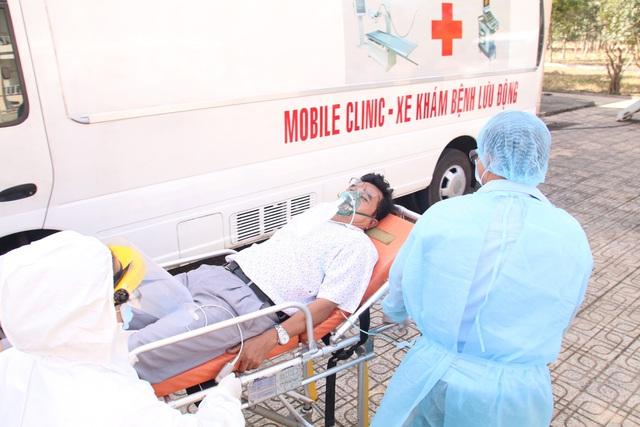 Bệnh viện dã chiến tại TP.HCM chính thức hoạt động từ hôm nay - Ảnh 6.