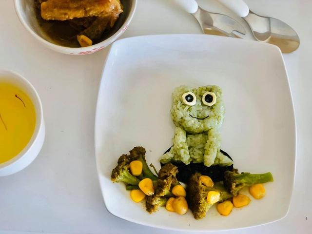 Ngỡ ngàng những món ăn đẹp ngộ nghĩnh mẹ làm cho con - Ảnh 11.