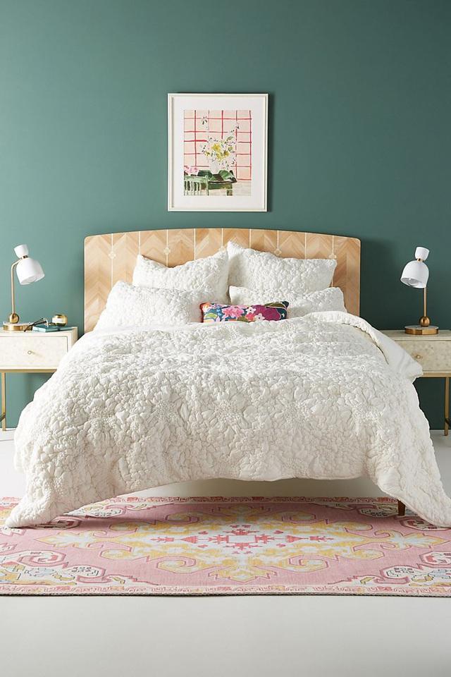 Những tông màu đẹp bất chấp năm tháng để trang trí phòng ngủ  - Ảnh 3.
