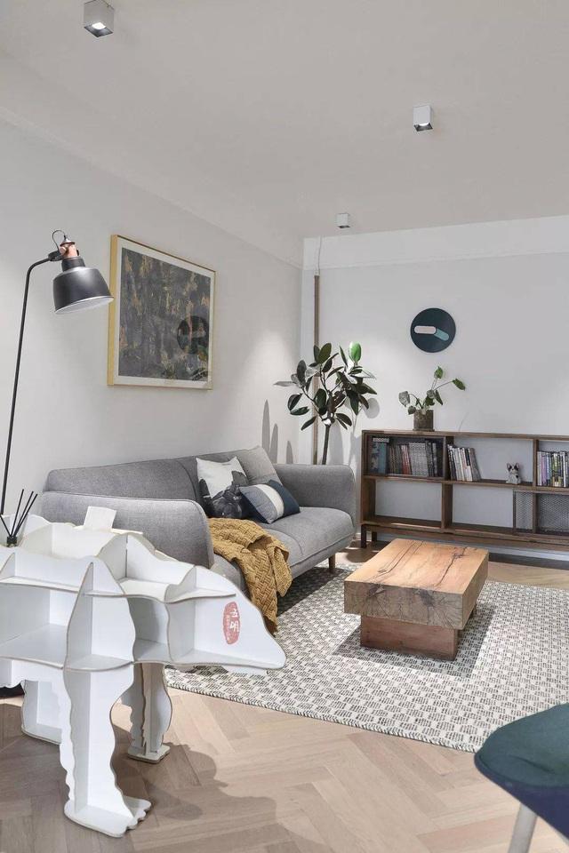 Gia đình trẻ cải tạo căn ký túc xá cũ rộng 80m² thành không gian sống nhiều ánh sáng - Ảnh 12.