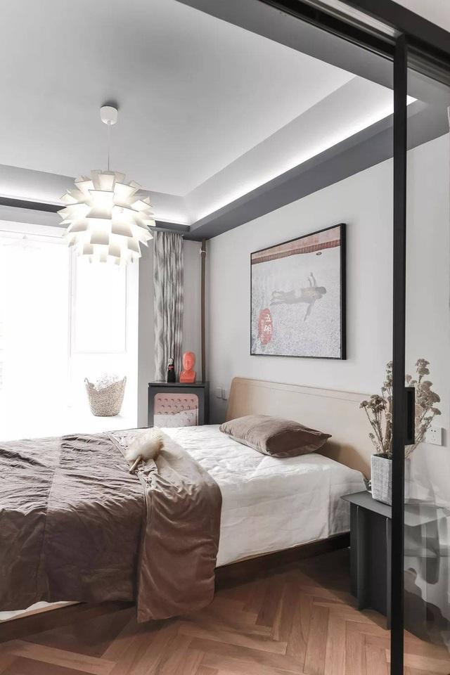 Gia đình trẻ cải tạo căn ký túc xá cũ rộng 80m² thành không gian sống nhiều ánh sáng - Ảnh 16.