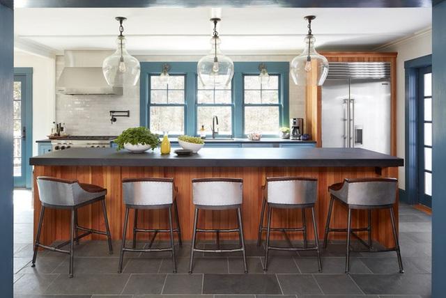Ngây ngất với nét mộc mạc hiếm hoi bên trong căn phòng bếp gia đình hiện đại - Ảnh 17.