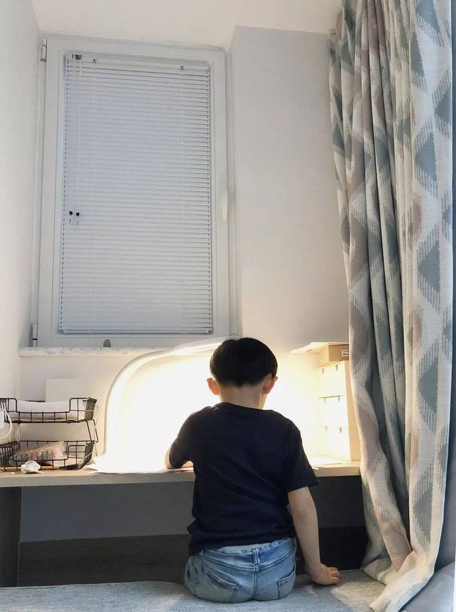 Gia đình trẻ cải tạo căn ký túc xá cũ rộng 80m² thành không gian sống nhiều ánh sáng - Ảnh 17.