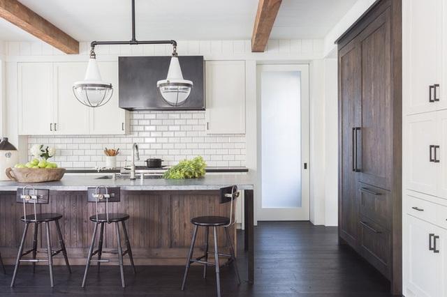 Ngây ngất với nét mộc mạc hiếm hoi bên trong căn phòng bếp gia đình hiện đại - Ảnh 18.