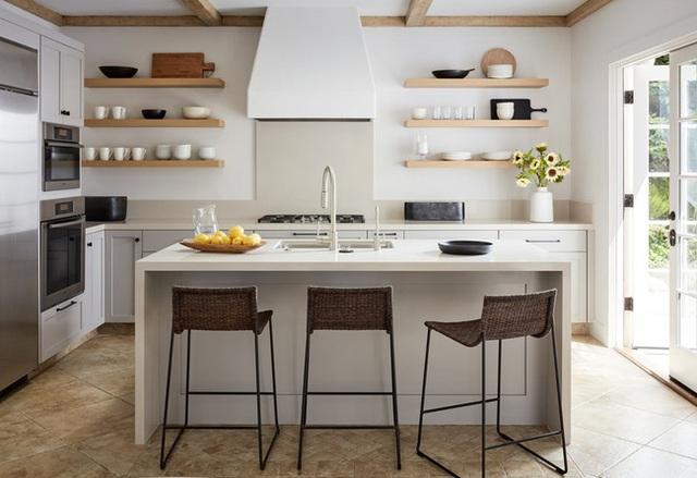 Ngây ngất với nét mộc mạc hiếm hoi bên trong căn phòng bếp gia đình hiện đại - Ảnh 20.