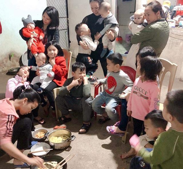 Bà ngoại chăm 7 con, 15 cháu nghỉ dịch corona  - Ảnh 3.