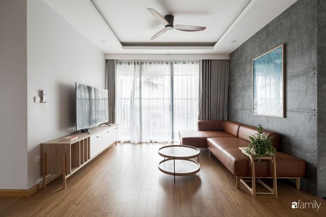 Căn hộ tối giản hút hồn từng mét vuông cho gia đình 6 người ở Minh Khai, Hà Nội - Ảnh 4.