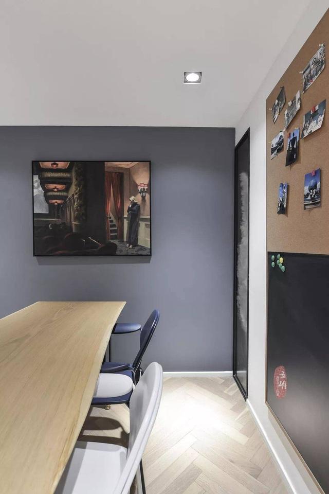 Gia đình trẻ cải tạo căn ký túc xá cũ rộng 80m² thành không gian sống nhiều ánh sáng - Ảnh 4.