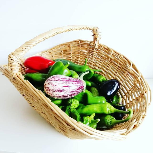 Khu vườn trồng các loại rau và hoa đẹp như mơ của cặp vợ chồng trẻ yêu thiên nhiên - Ảnh 31.