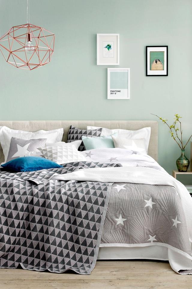 Những tông màu đẹp bất chấp năm tháng để trang trí phòng ngủ  - Ảnh 5.