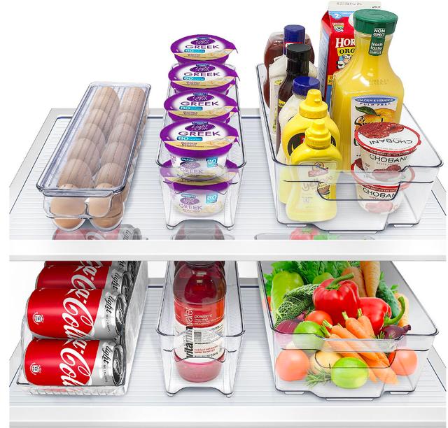 Mẹ hai con gợi ý 6 món đồ hữu ích giúp tủ lạnh đầy ắp trở nên gọn gàng, sạch sẽ trong nháy mắt - Ảnh 7.