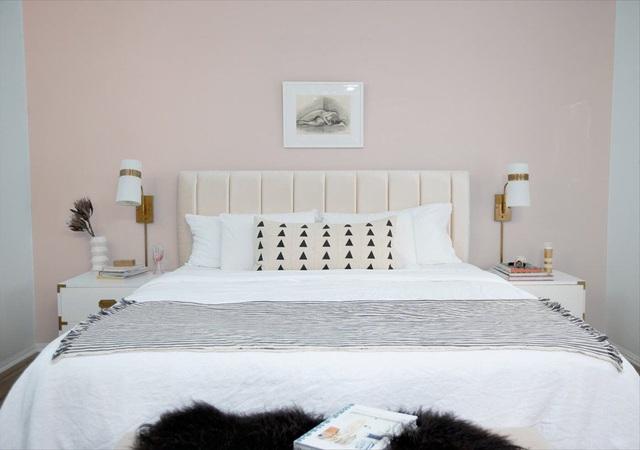 Những tông màu đẹp bất chấp năm tháng để trang trí phòng ngủ  - Ảnh 8.
