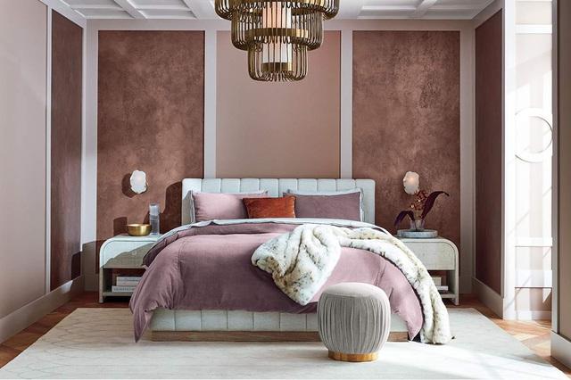 Những tông màu đẹp bất chấp năm tháng để trang trí phòng ngủ  - Ảnh 10.