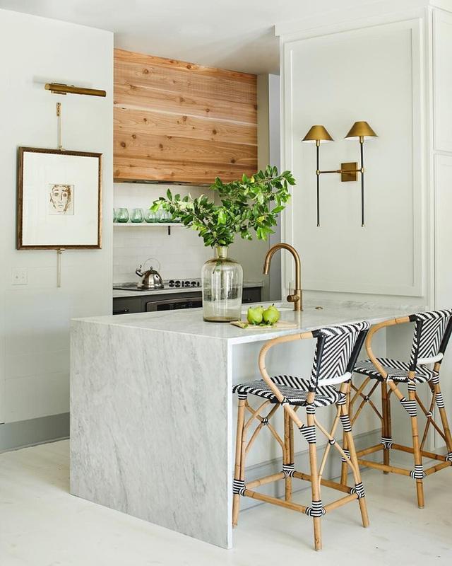 Ngây ngất với nét mộc mạc hiếm hoi bên trong căn phòng bếp gia đình hiện đại - Ảnh 11.