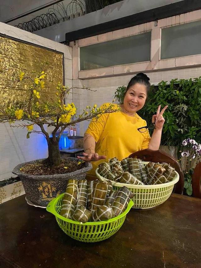 Quyền Linh đến thăm nhà Hồng Vân ở Vũng Tàu, hé lộ không gian gia trang gây choáng ngợp - Ảnh 6.