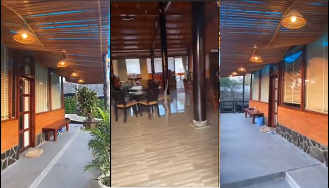 Quyền Linh đến thăm nhà Hồng Vân ở Vũng Tàu, hé lộ không gian gia trang gây choáng ngợp - Ảnh 8.