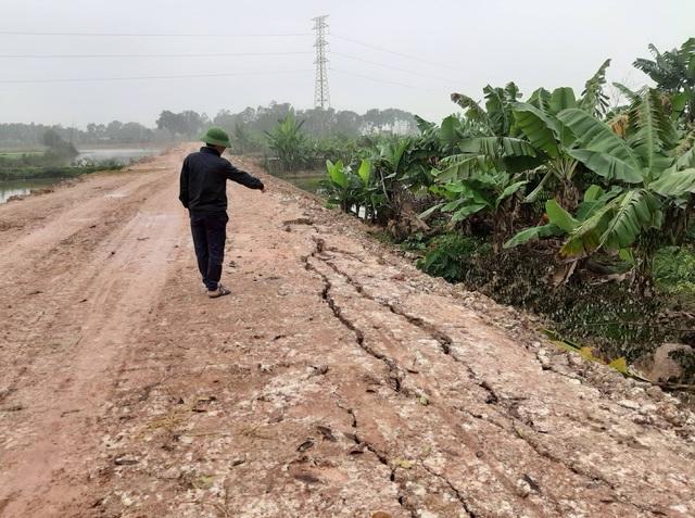 """Huyện Triệu Sơn, Thanh Hóa: Dự án cấp thiết, làm kiểu... """"rùa bò"""" - Ảnh 1."""