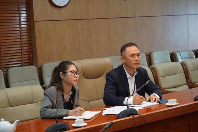 Đại sứ quán Hàn Quốc thăm và tìm hiểu công tác dân số của Việt Nam - Ảnh 2.