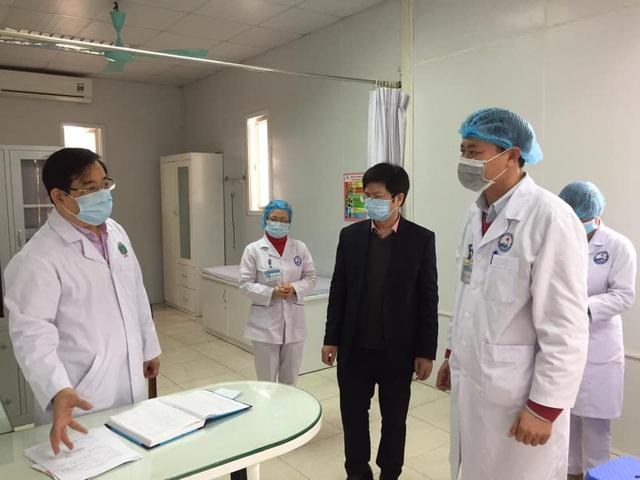 Vĩnh Phúc huy động hơn 150 cán bộ y tế tăng cường cho 13 xã trọng điểm ở Bình Xuyên - Ảnh 3.