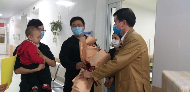 Hải Phòng: Bệnh nhân 14 tháng người Trung Quốc nghi nhiễm COVID-19 (nCoV) đã xuất viện - Ảnh 3.